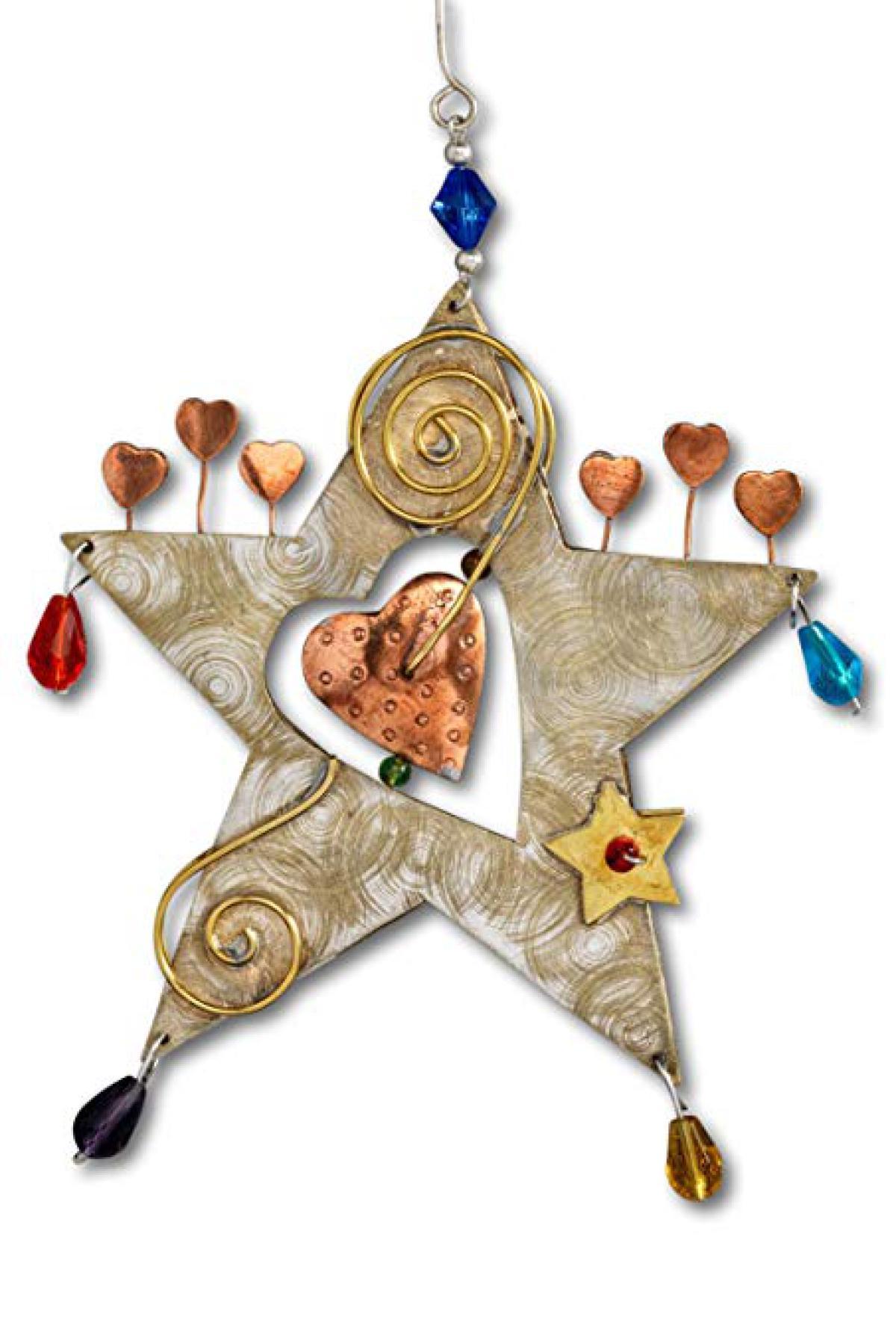 Star Fair Trade Oranment