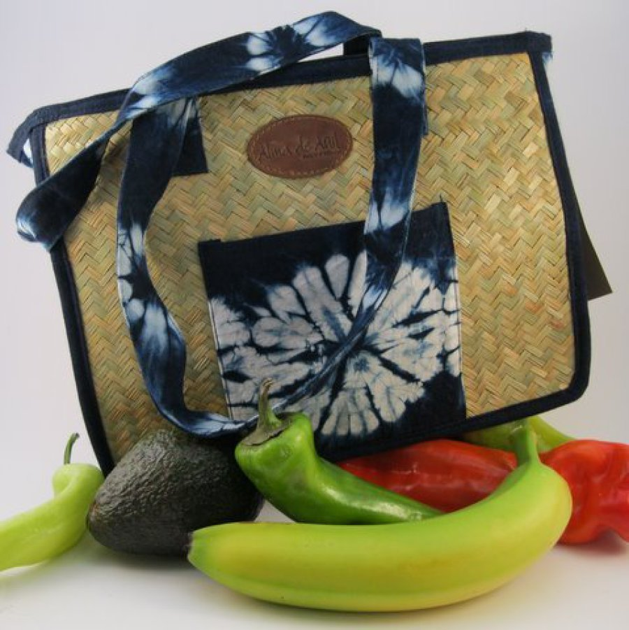 Indigo Fairy Trade bag