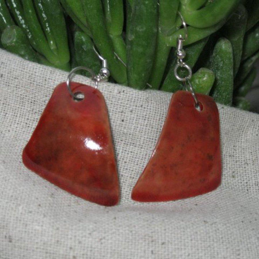 Calabash Gourd Earrings