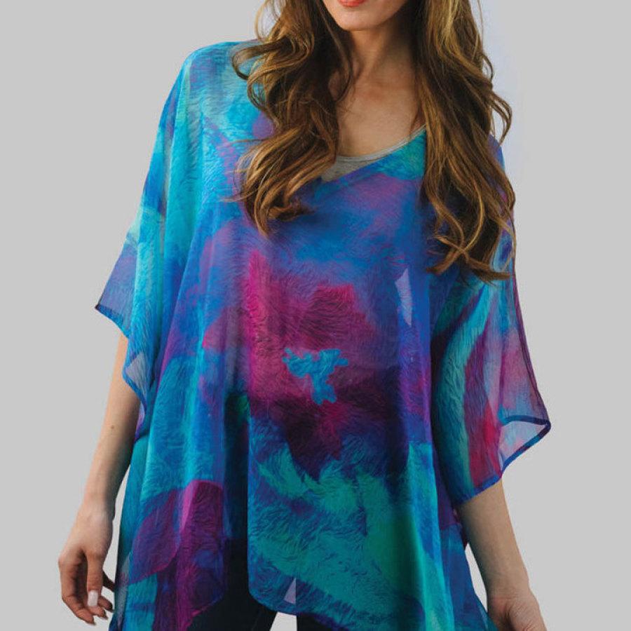 Fair trade hand made tunic