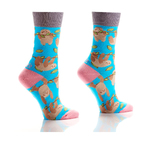 Womens Sloth Sock