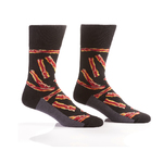 Mens Bacon Socks